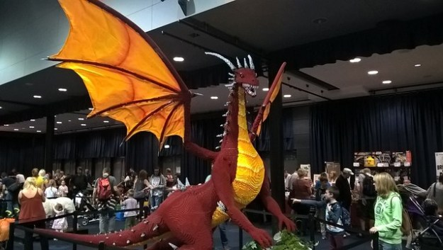 Bricktastic 2016 - Dragon