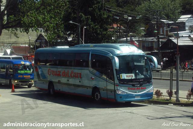 Cruz del Sur | Puerto Montt | Irizar I6 - Mercedes Benz OC500 RF / FXXY83 - 766