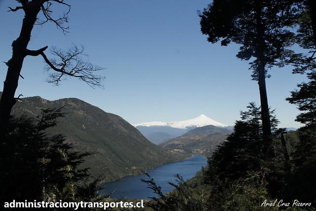 Parque Huerquehue & Volcán Villarrica