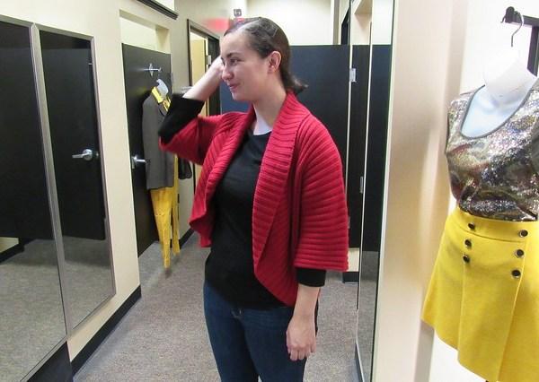Clothes Mentor Haul   Shades of Sarah