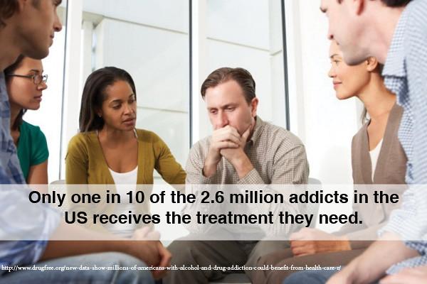 addicts treatment