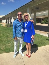 Karen and Chris Walsh drug alcohol rehab owners at Core Conference