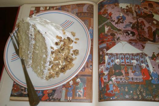 Farsi cake