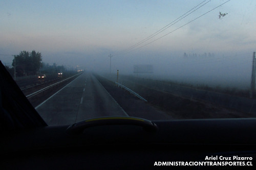 Buses ETM - Neblina - San Francisco de Mostazal