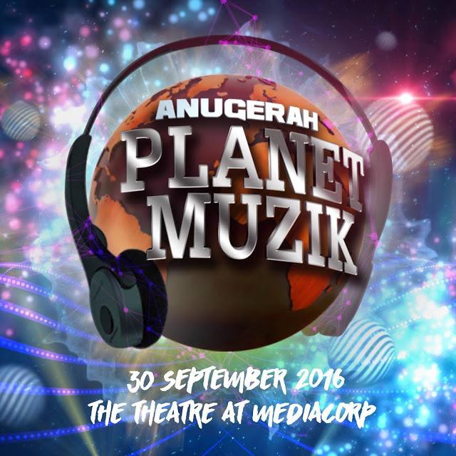Anugerah Planet Muzik 2016