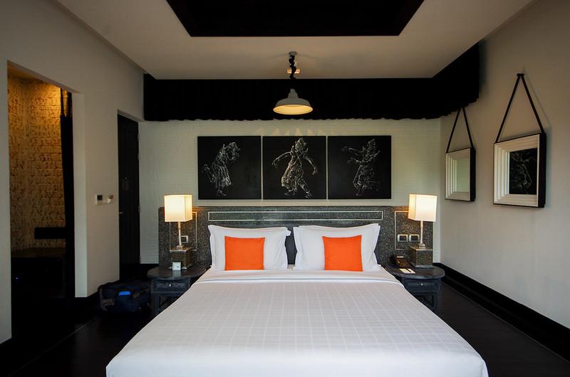 deluxe room at shinta mani club