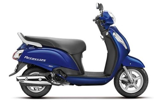 Review de la Suzuki Access 125cc