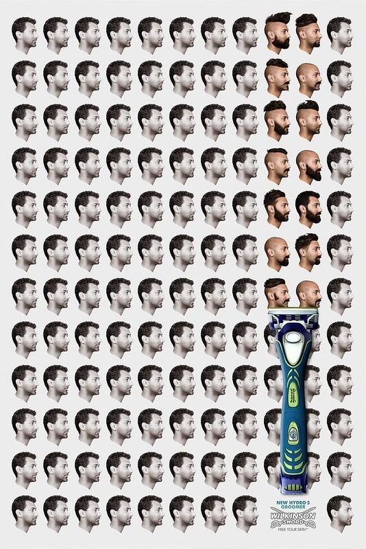 Wilkinson Sword Hydro 5 Groomer - Faces 1