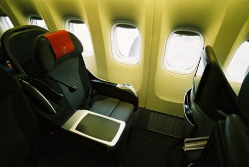 Class J (Shell Flat Seat)