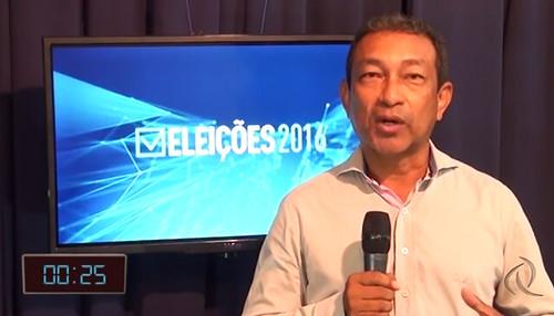 Prefeito eleito de Óbidos deve cortar gastos com extinção de 4 secretarias, Chico Alfaia, PR