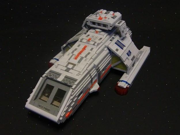 Star Trek - Deep Space Nine - Runabout Yukon