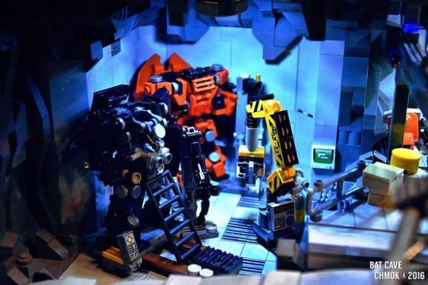 This is my big MOC Lego project - BATCAVE , please view #legos#legobricks#legomoc#legostagram#batman#batmanvssuperman#DC#legomocs#Lego#batmobile#batmanlego