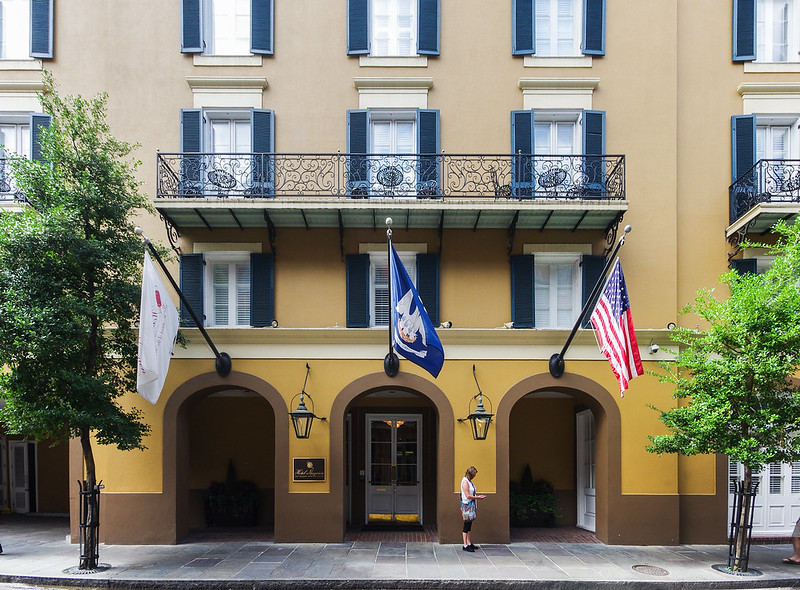 Hotel mazarin new orleans boutique hotel in the french for Best boutique hotels french quarter