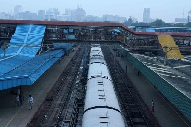 City Hangout – The Bridge, New Delhi Railway Station