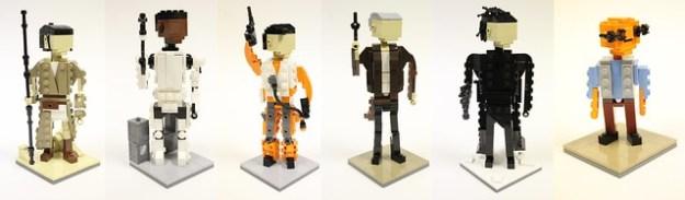TFA Characters - Whole Group