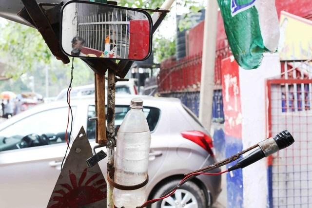 Mission Delhi – Muhammed Mirajuddin, Outside Turkman Gate Police Chowki