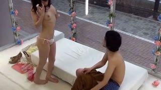 【MM号】「やっちゃったね~w」友達に中出しされたのに脳天気な女子大生www(川菜美鈴)