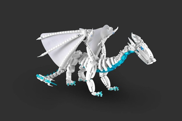 Elemental Ice Dragon