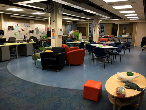 Teen Learning Lab at the Shedd Aquarium