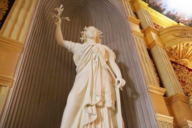 City Faith - Durga's Leftover Paris, Matri Mandir, Safdarjang Enclave