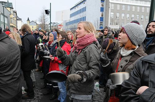 Revoluția   Islandei