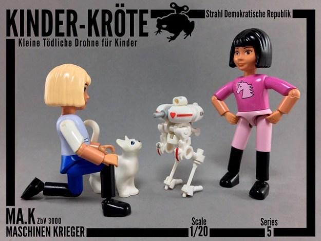 Kinder-Kröte