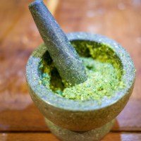 Recipe: Walnut and Parmesan Pesto