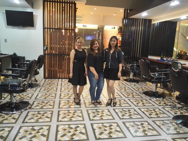 David's Salon & Barberina Alabang