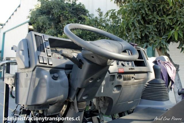 Inrecar S.A | Chasis Chevrolet NQR916