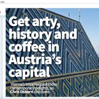 Get Arty, History and Coffee in Austria's Capital (City AM)
