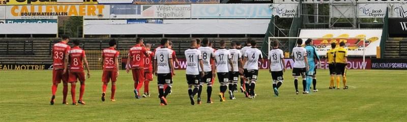 KSVR - KV Oostende 1-2 | 2016-17