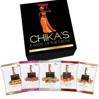 Win a Range of Chika's West African Inspired Snacks