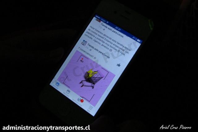 Wi-Fi Buses Liquiñe / BDHB33