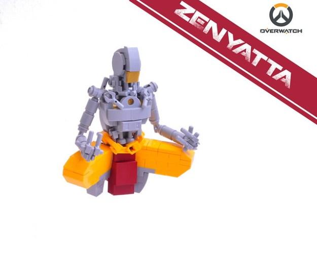 Zenyatta - Overwatch