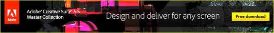 Adobe Master Collection CS5.5 CS6 Suite 6
