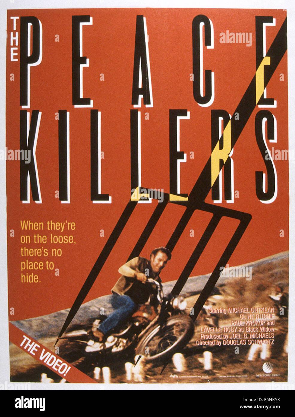 Poster do filme The Peace Killers