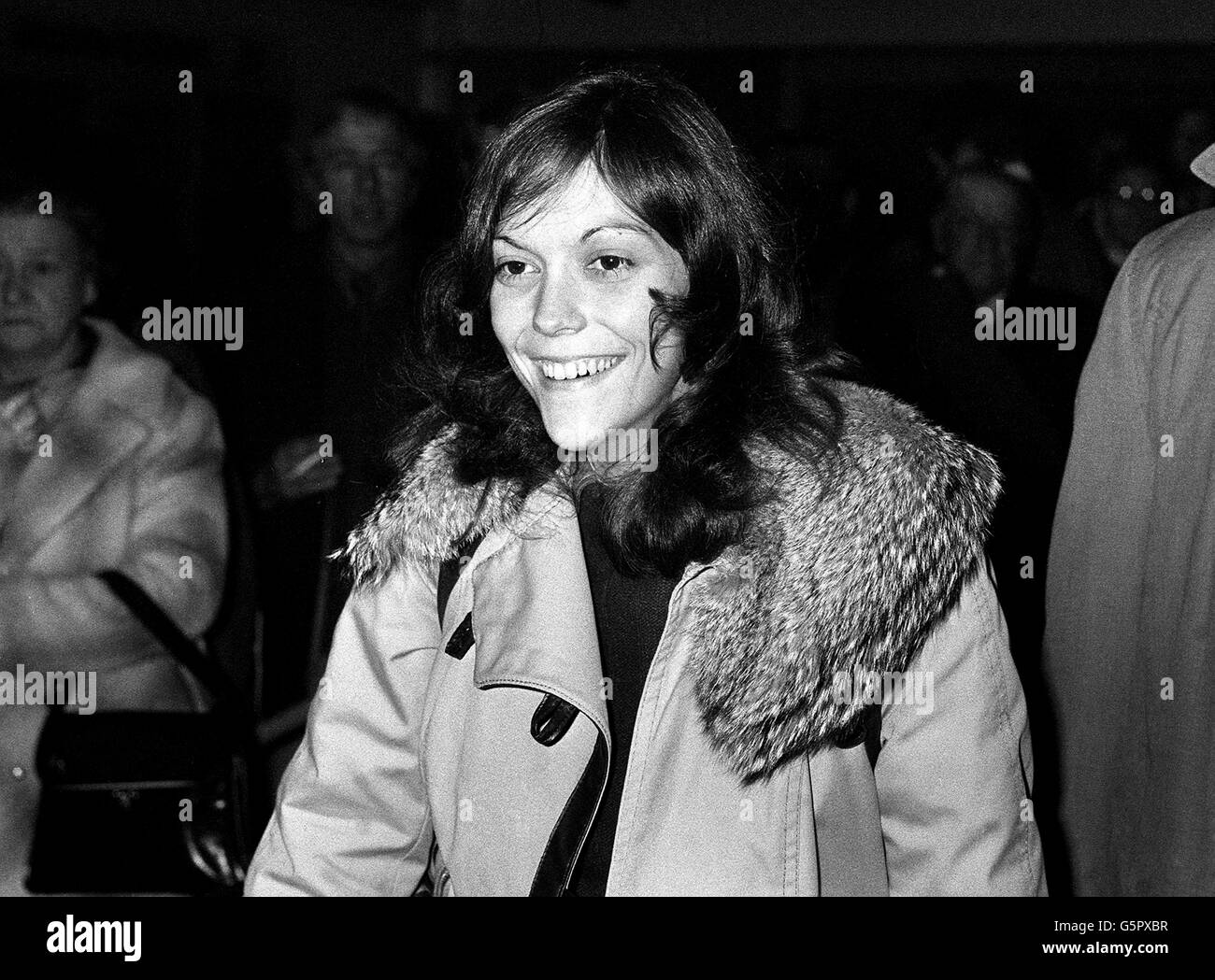 Karen Carpenter Stock Photos   Karen Carpenter Stock Images   Alamy Died on this day   Karen Carpenter   Stock Image