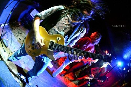 IMPERIAL JADE en RockSound (Bcn, 19/12/15)