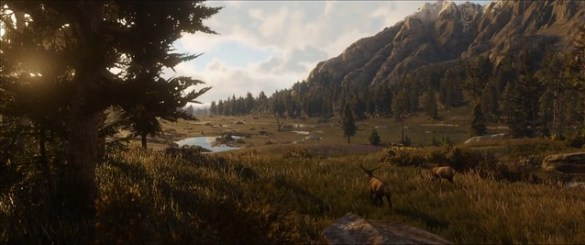 Red Dead Redemption 2 - Graphics