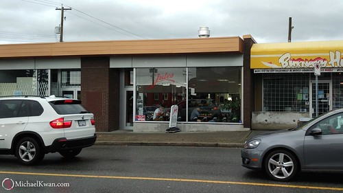 Jules Cafe, South Burnaby