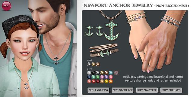 Anchor Jewelry (soon @ TLC)
