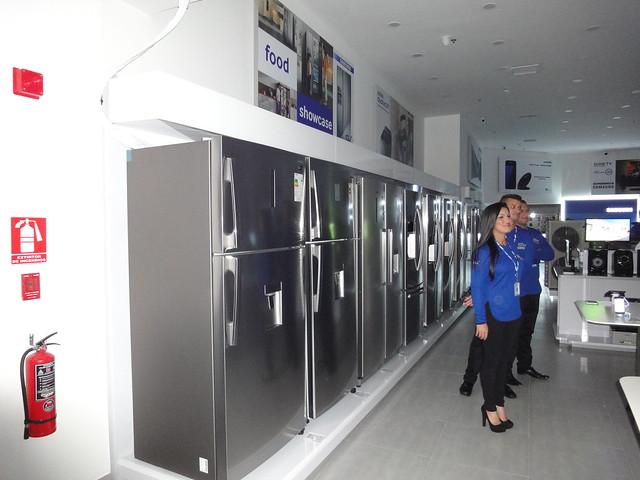 Inauguración CLX Samsung Maracaibo