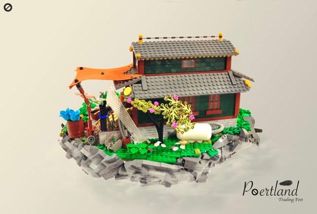 Poertland Trading Post