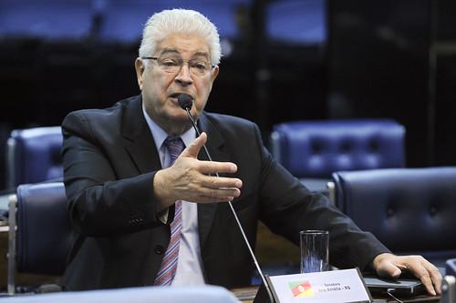 Votação do projeto sobre Abuso de Autoridade marcada para 6 de dezembroPlenário do Senado