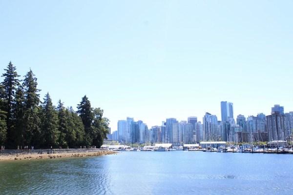 Vancouver Seawall | Shades of Sarah