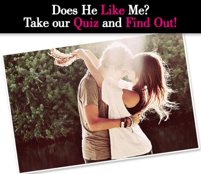 does a girl like me quiz