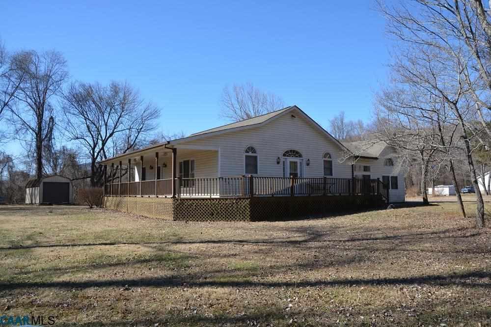Property for sale at 4657 MIDDLE RIVER RD, Stanardsville,  VA 22973