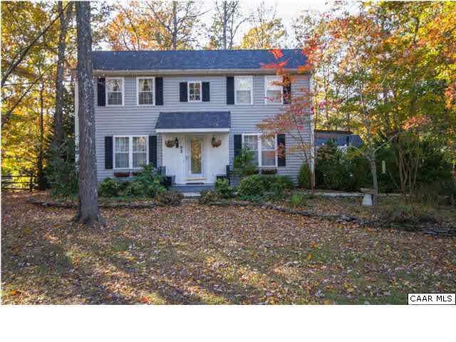 Property for sale at 32 HARDWOOD RD, Palmyra,  VA 22963