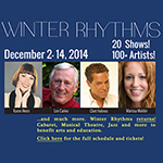 Winter Rhythms 2014 at Urban Stages