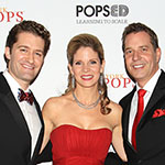 The New York Pops— Kelli and Matthew: Home for the Holidays